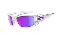 Oakley Fuel Cell polished clear/violet iridium